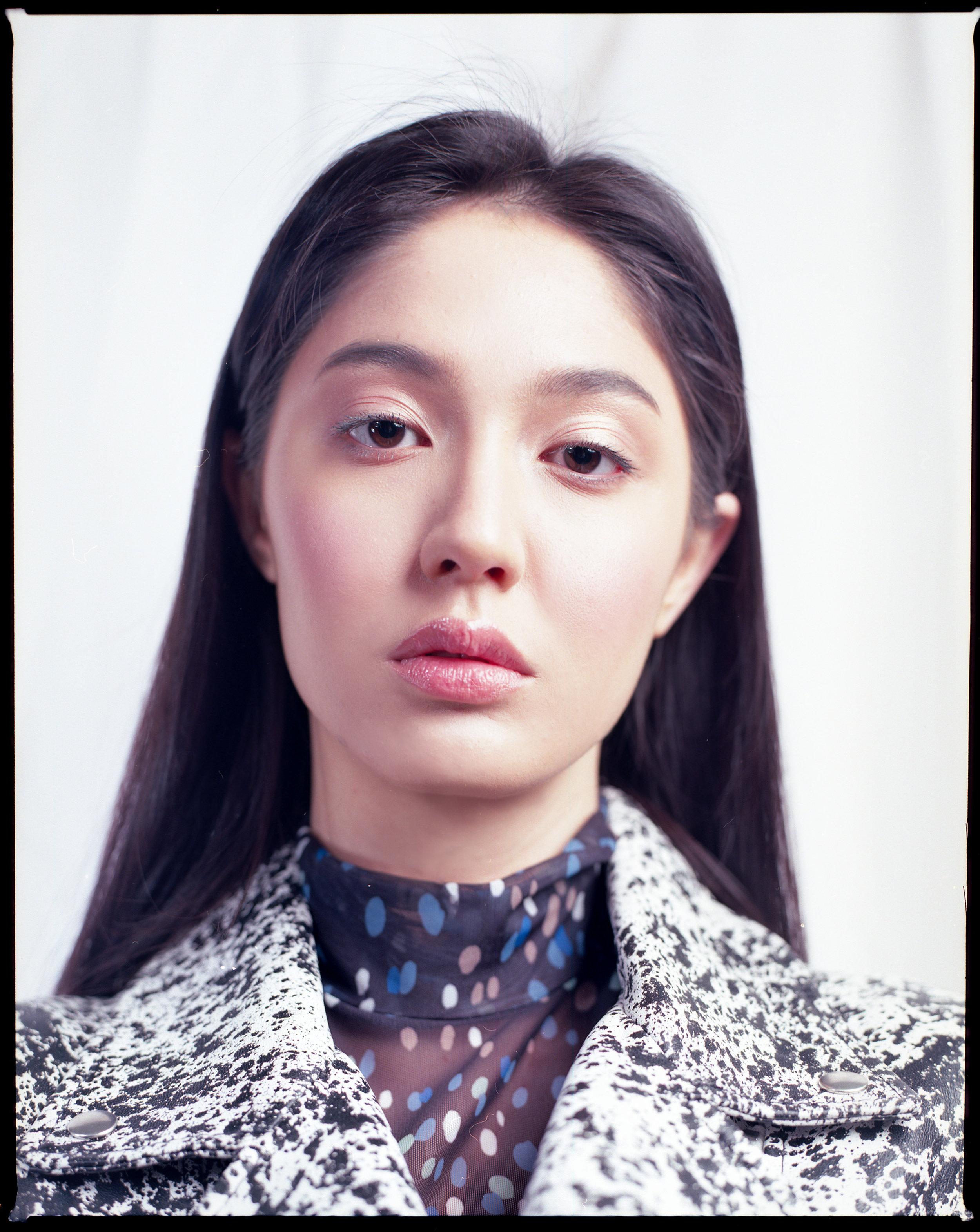 Nilufar   Published on 31 March 2019   photography & styling  Magdalena Czajka   model  Nilufar / Uncover Models   make-up  Magdalena Zawadzka