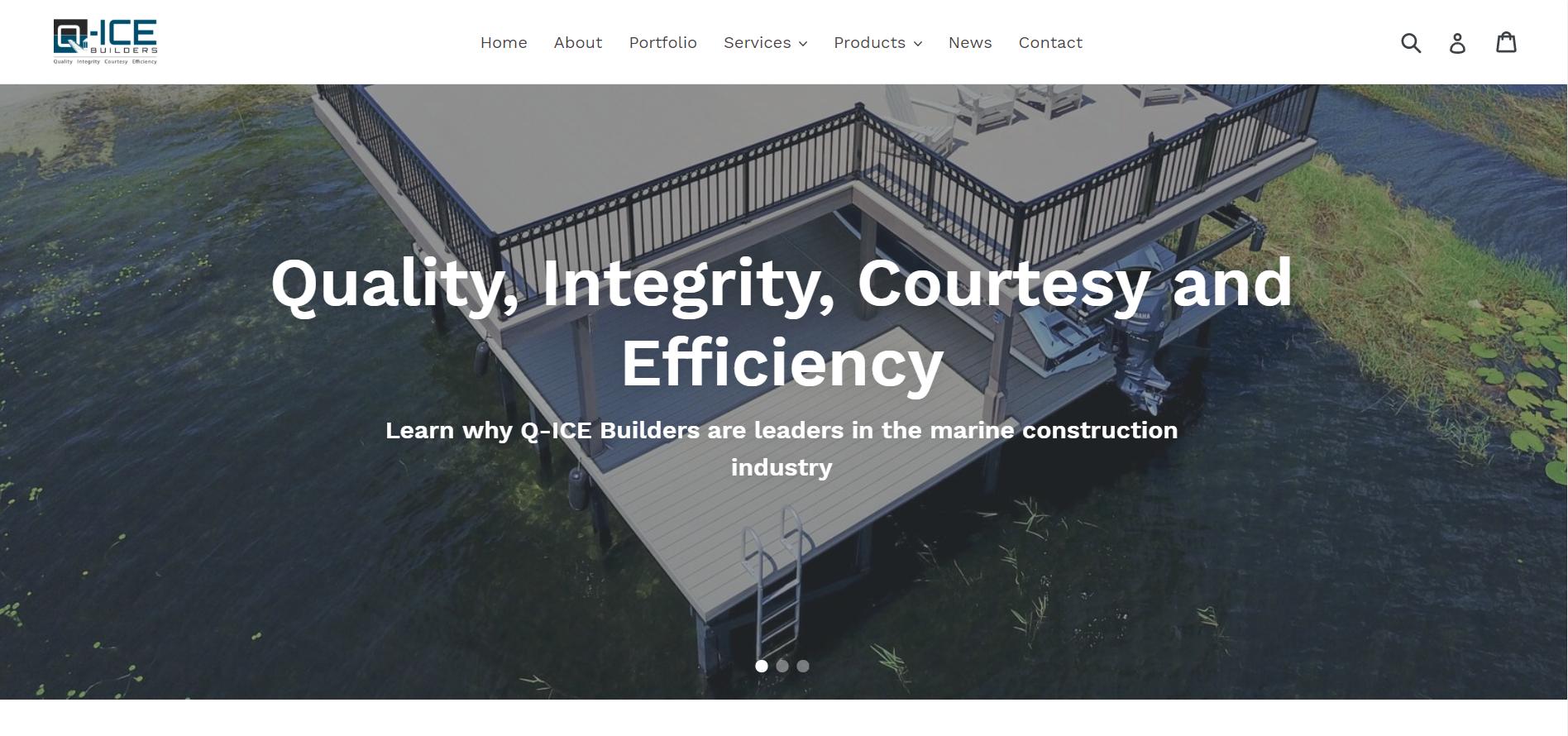 Q-ICE Builders