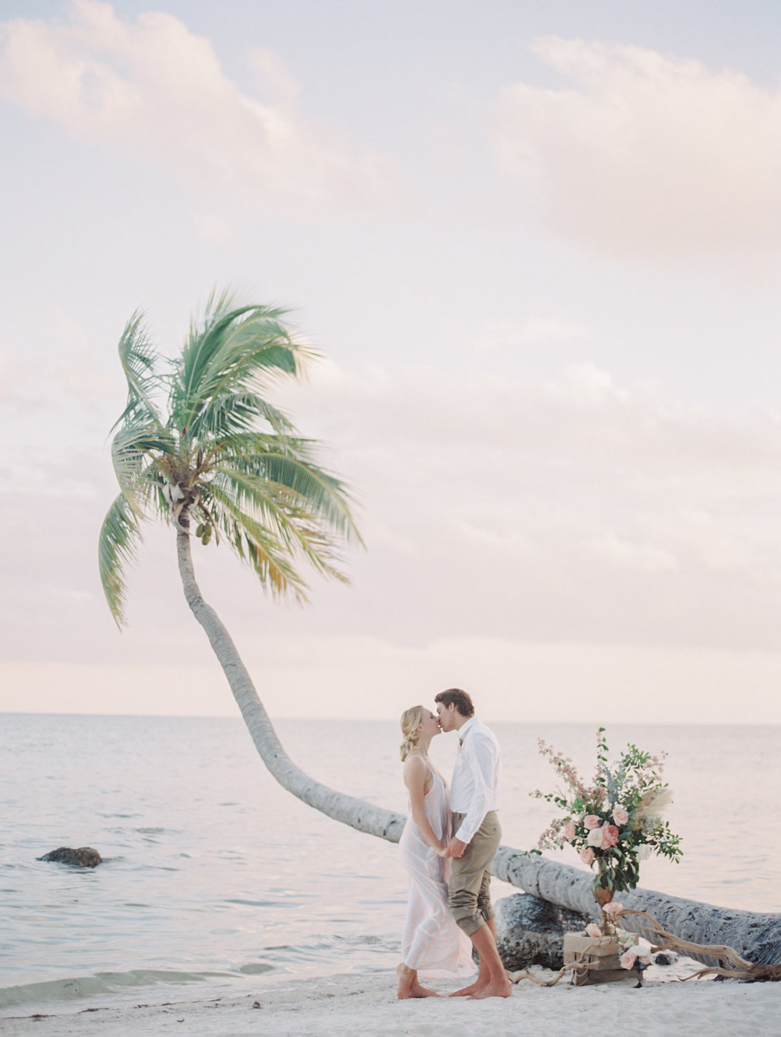 Oceanfront Elopement Moorings Village