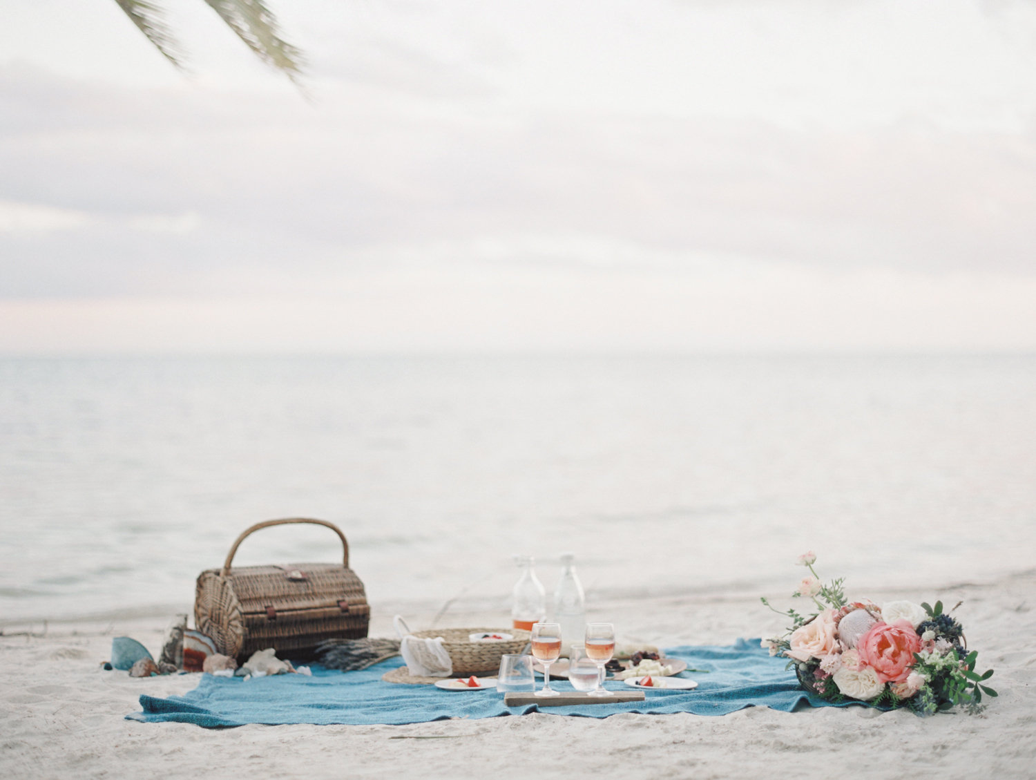 Moorings Village Oceanfront Elopement