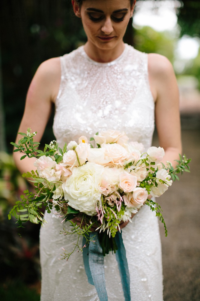Modern Kampong Miami Wedding