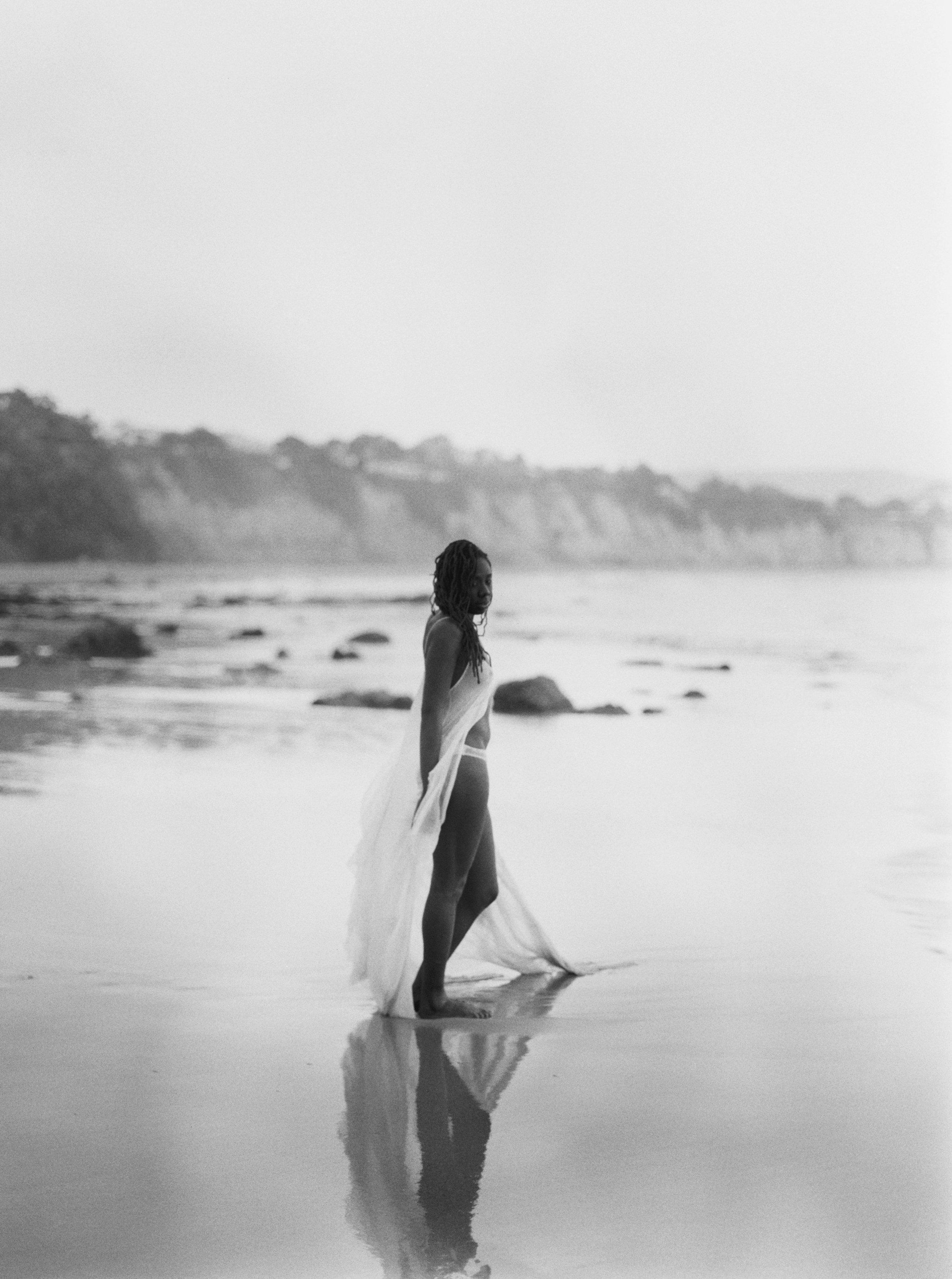WATER | NYMPH (boudoir ) Quinn Moss Photography