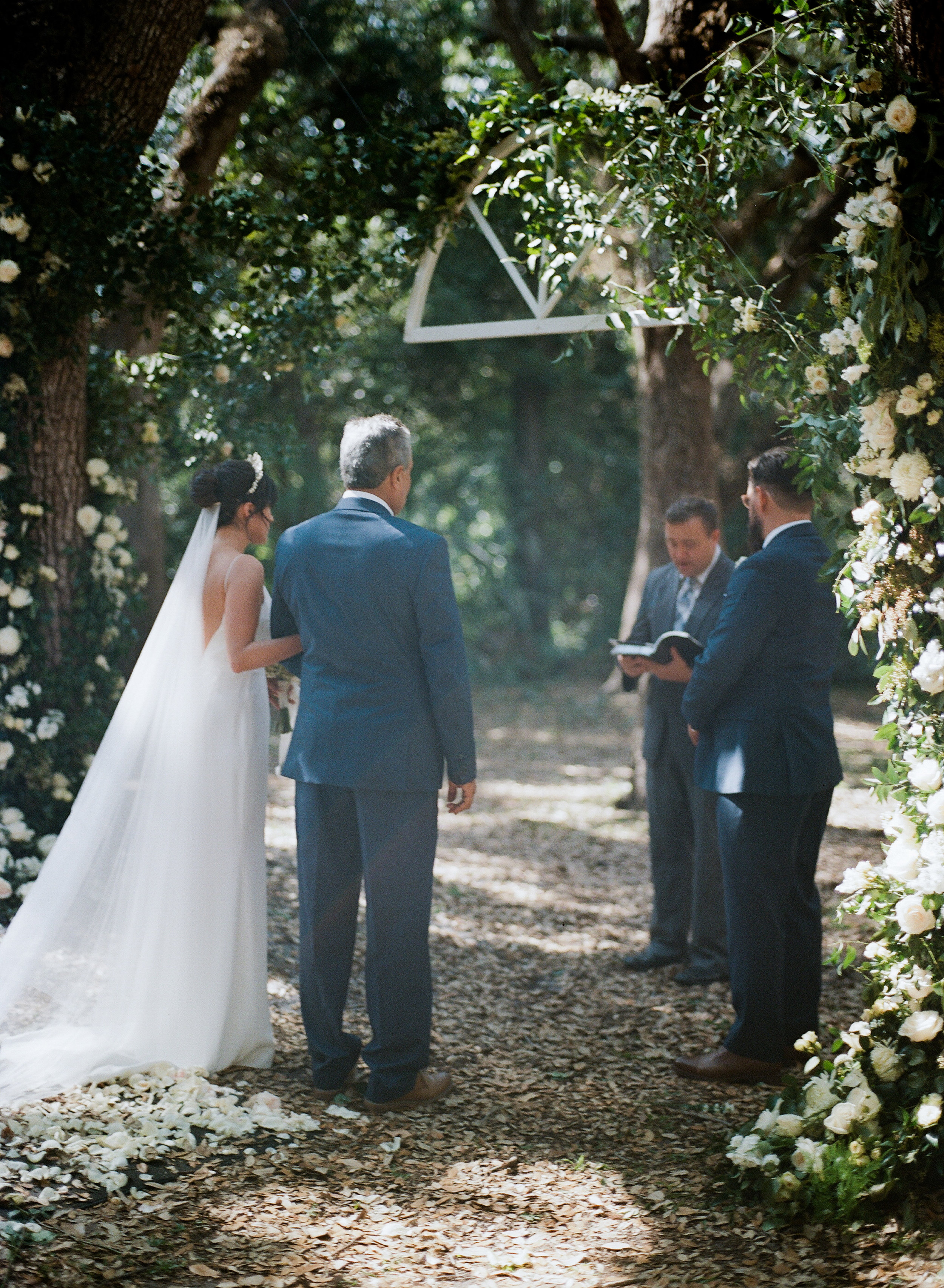 Ethereal Garden Wedding Miami