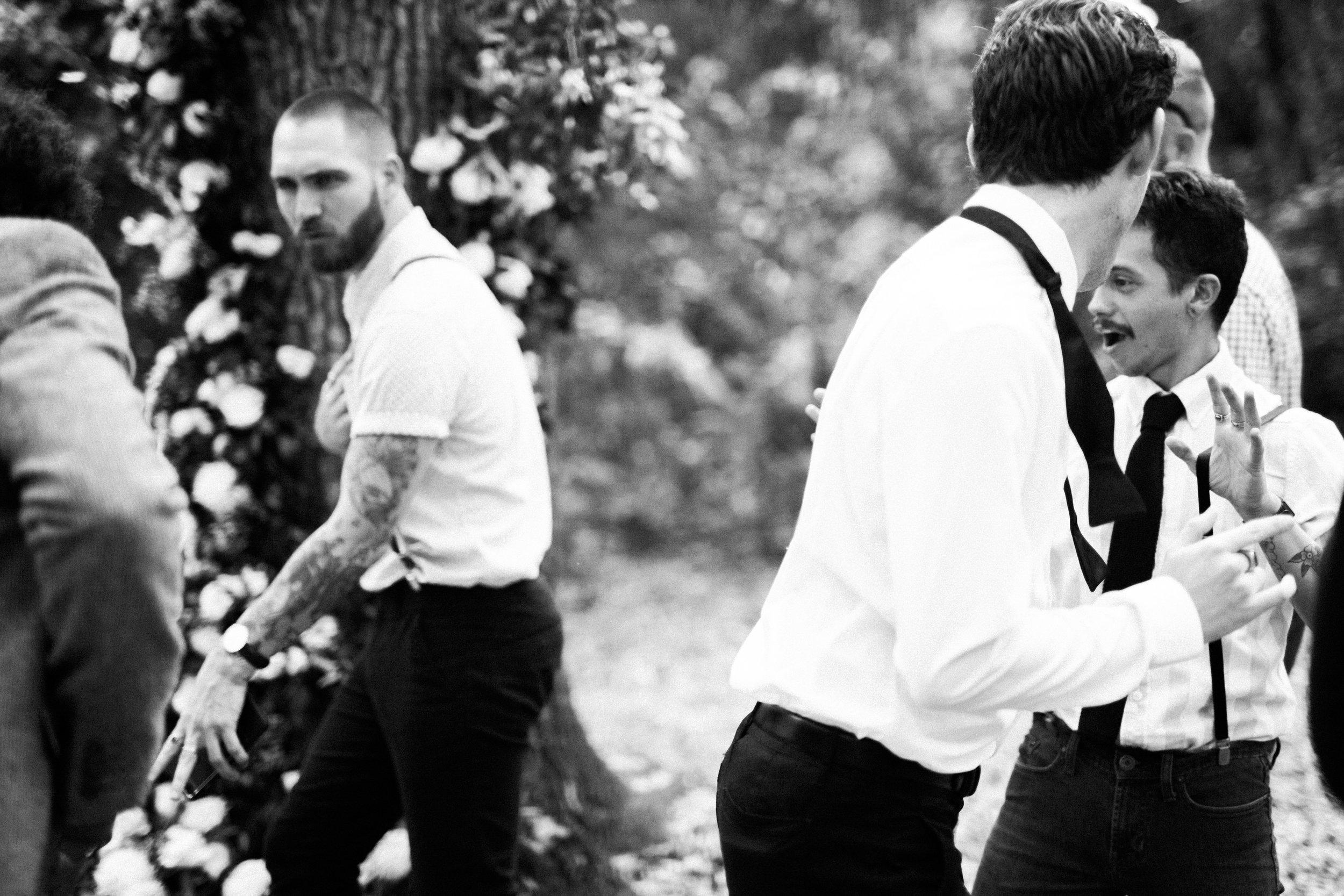 Festive Lighthearted Wedding Ceremony