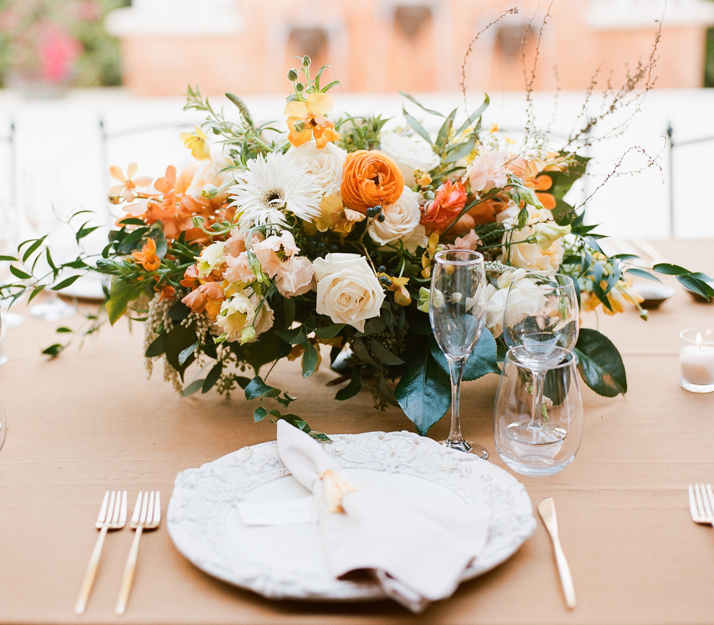 Refined Mexican Wedding Inspiration