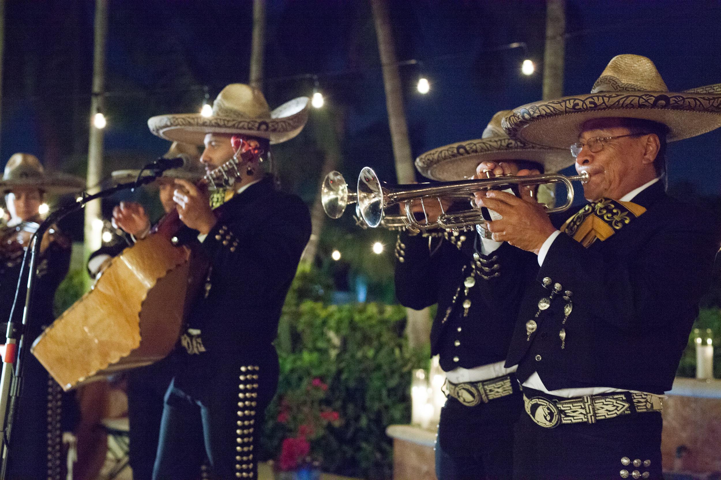 Mariachi Band Wedding Reception
