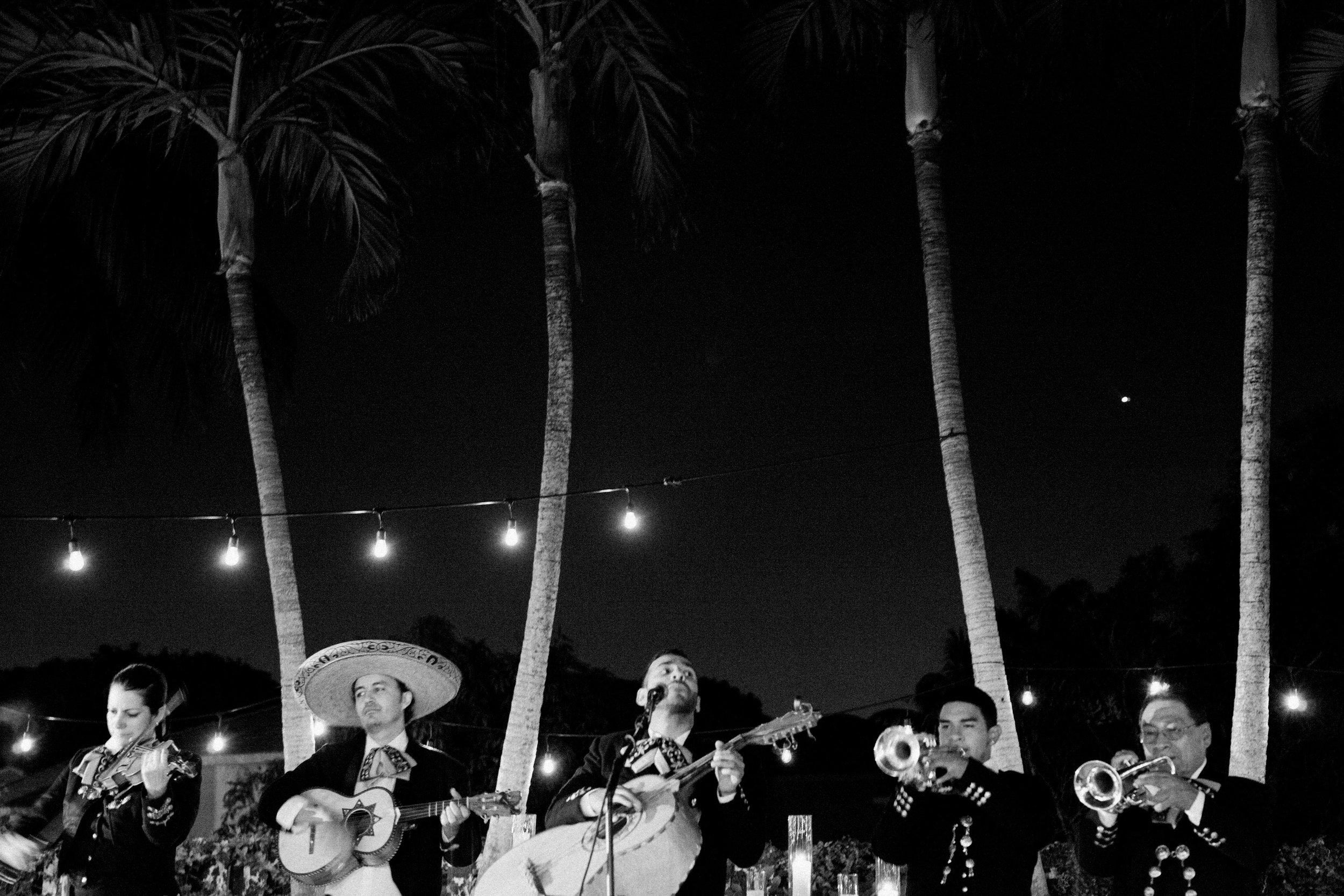 Mariachi Band Miami Wedding