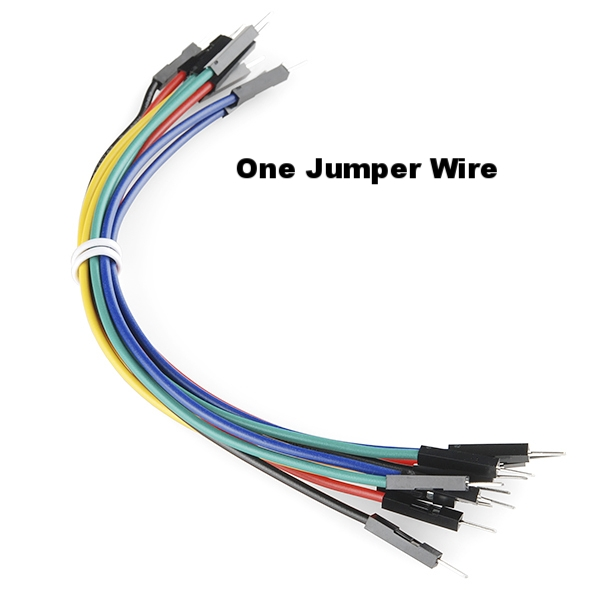 One Jumper Wire