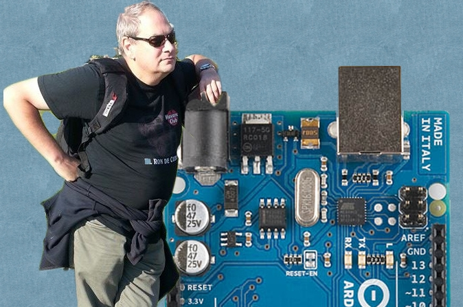 The Arduino Maker Man - Your Pathway to becoming a Maker