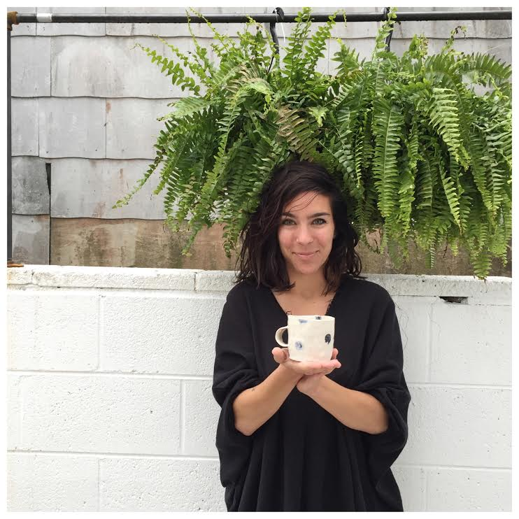 Read the interview with artist Molly Bernstein  here !