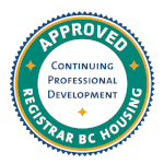 BC Housing 6 CPD Credits