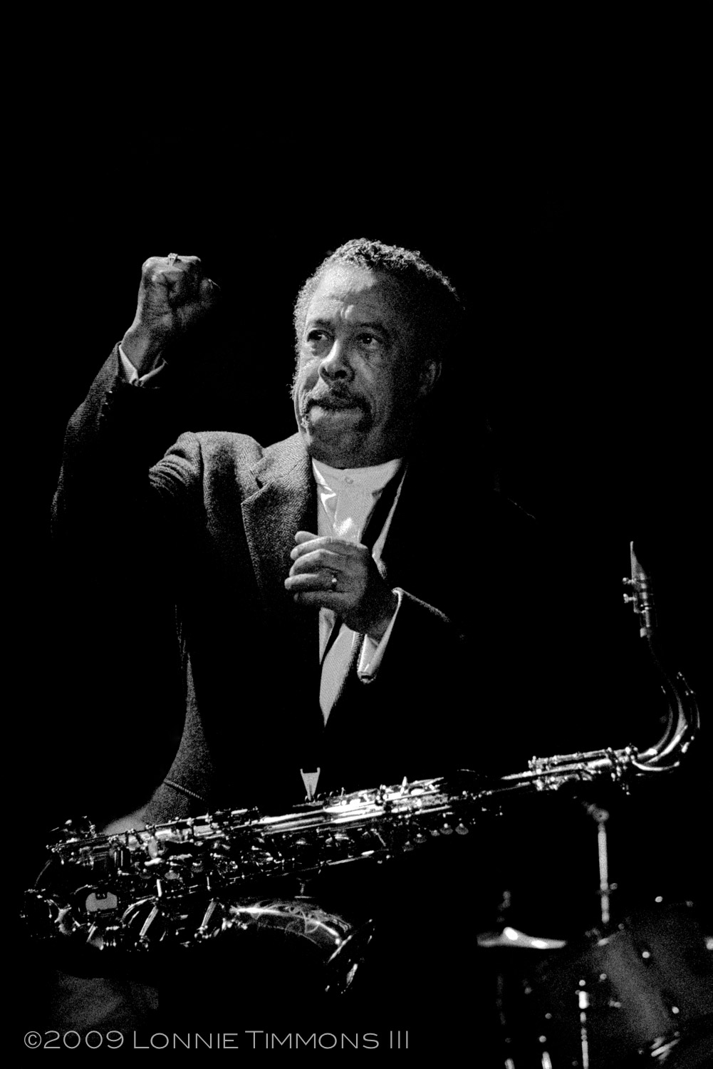 Johnny Griffin, Baltimore 1991