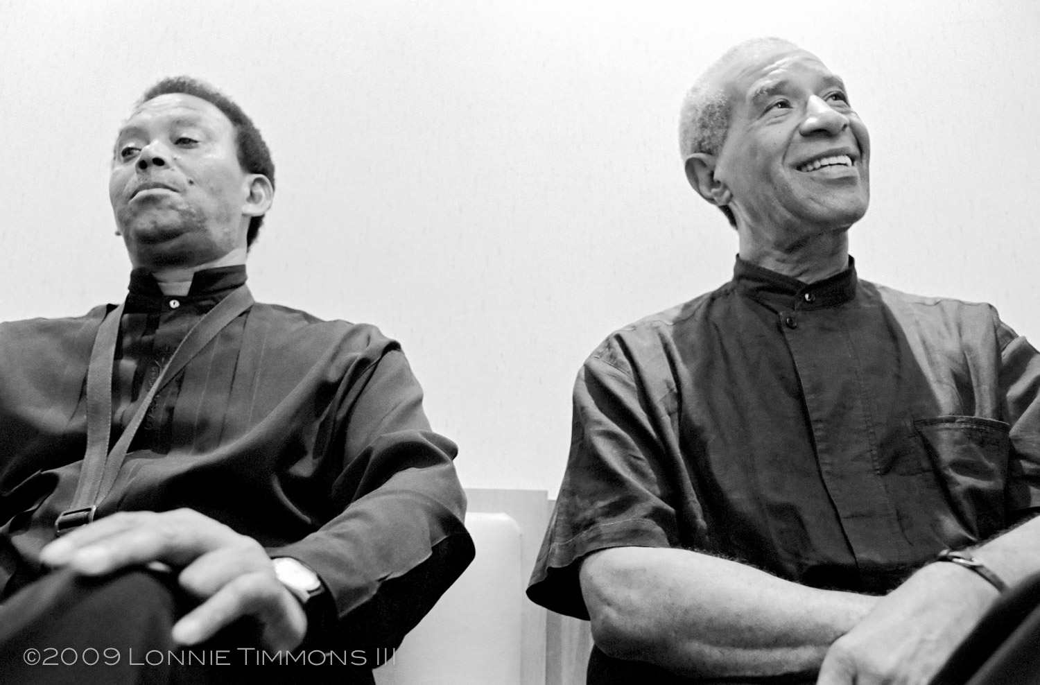Odean Pope and Max Roach, New York 1993