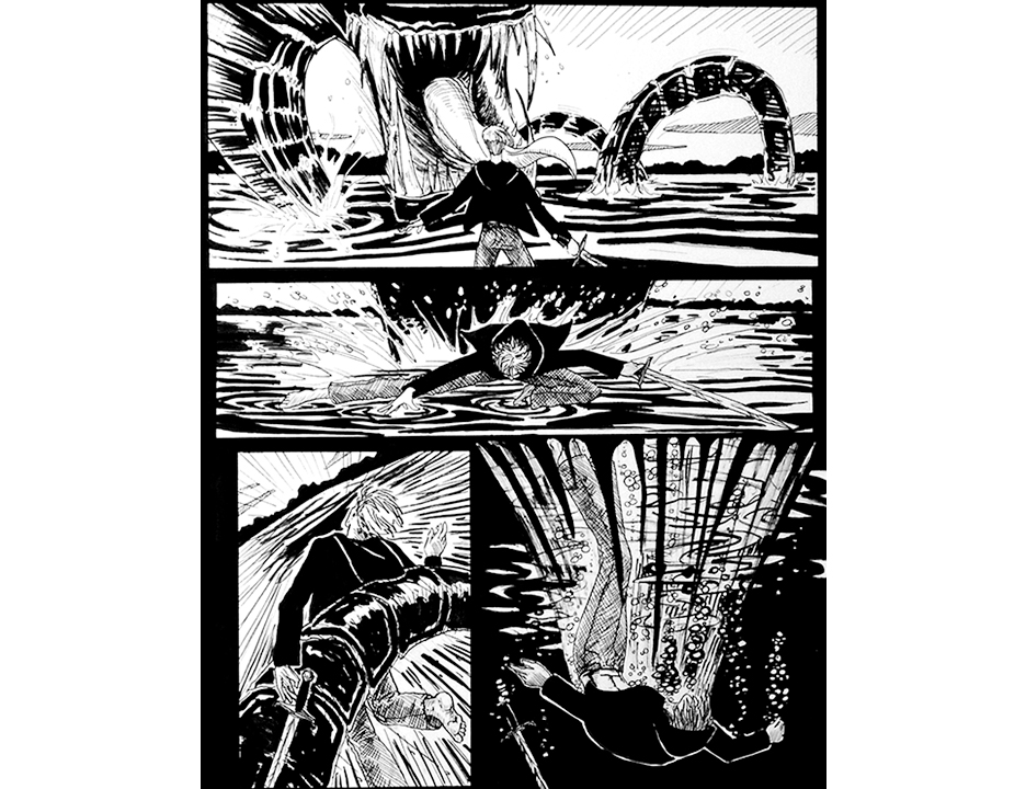 Water Runner, Page 3