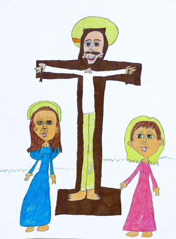 Holly-Jesus-on-cross-w-ladies.jpg