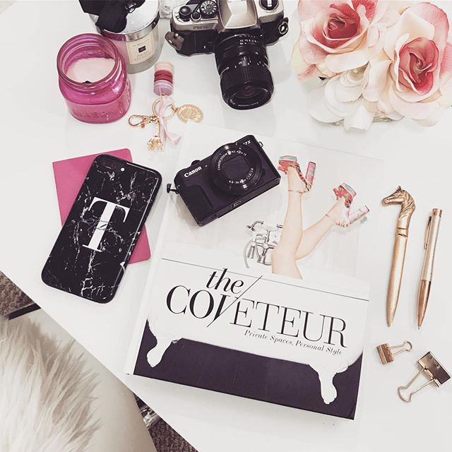 Make your space beautiful...after all you spend so much time there! #beautiful #design #happy #dream #success #goals #homedecor #books #bestlife #flatlay #flatlaystyles #today #peace #instagram #instadaily #picoftheday
