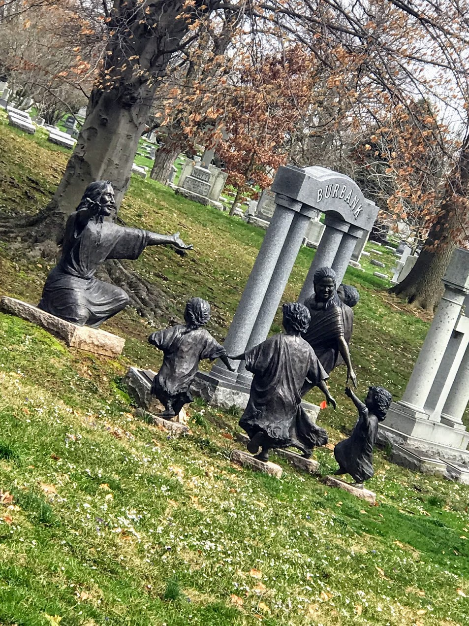 Brittiney Bevin's Memorial: Cave Hill Cemetery, Louisville, KY