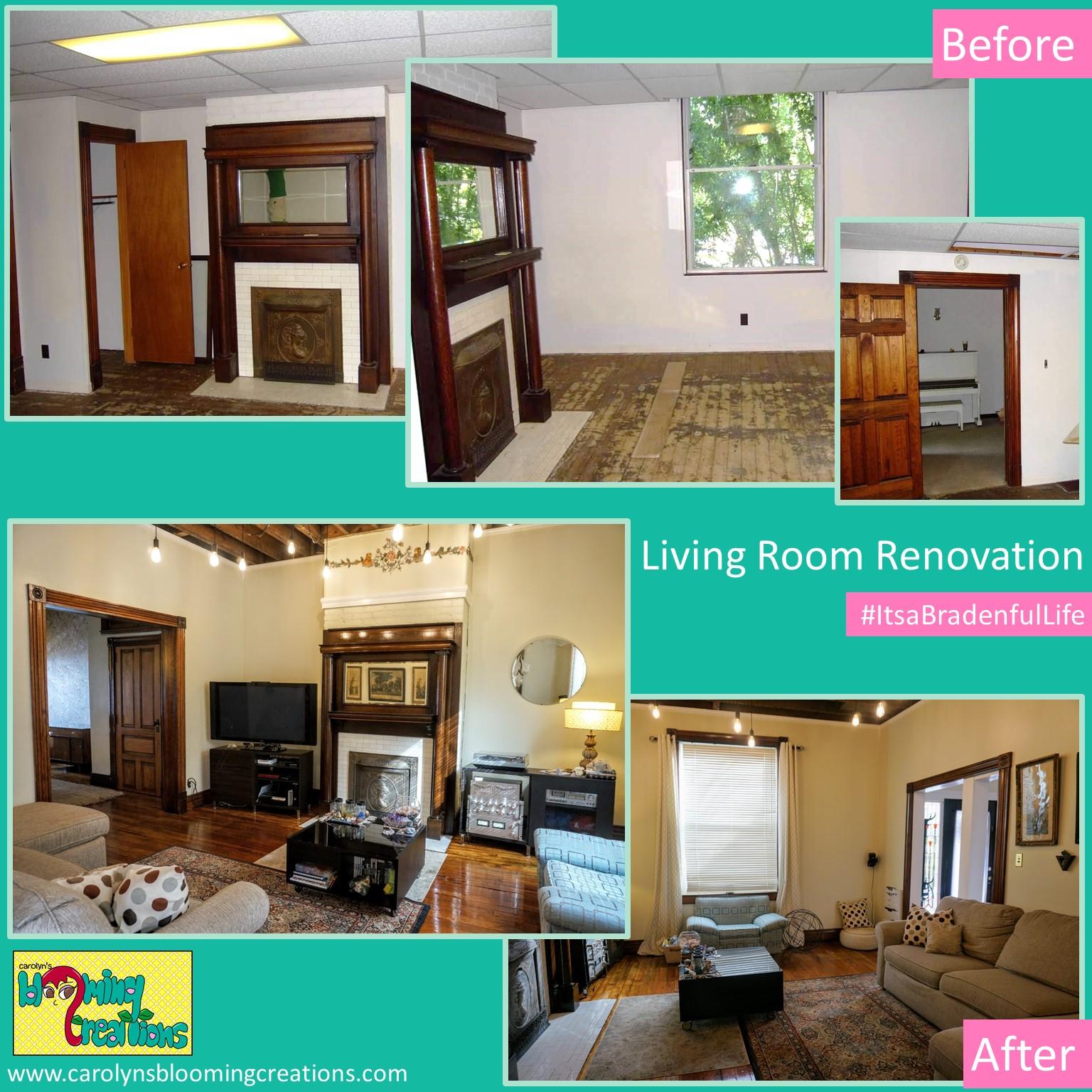 Photography by Carolyn J. Braden, Renovations by Tommy and Carolyn Braden