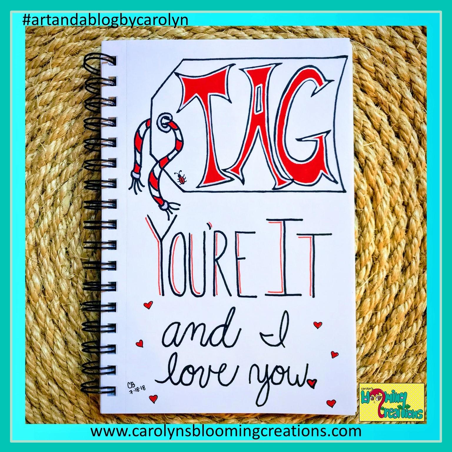 T.A.G. (Tell a Gift): A Virtual Game by Carolyn J. Braden