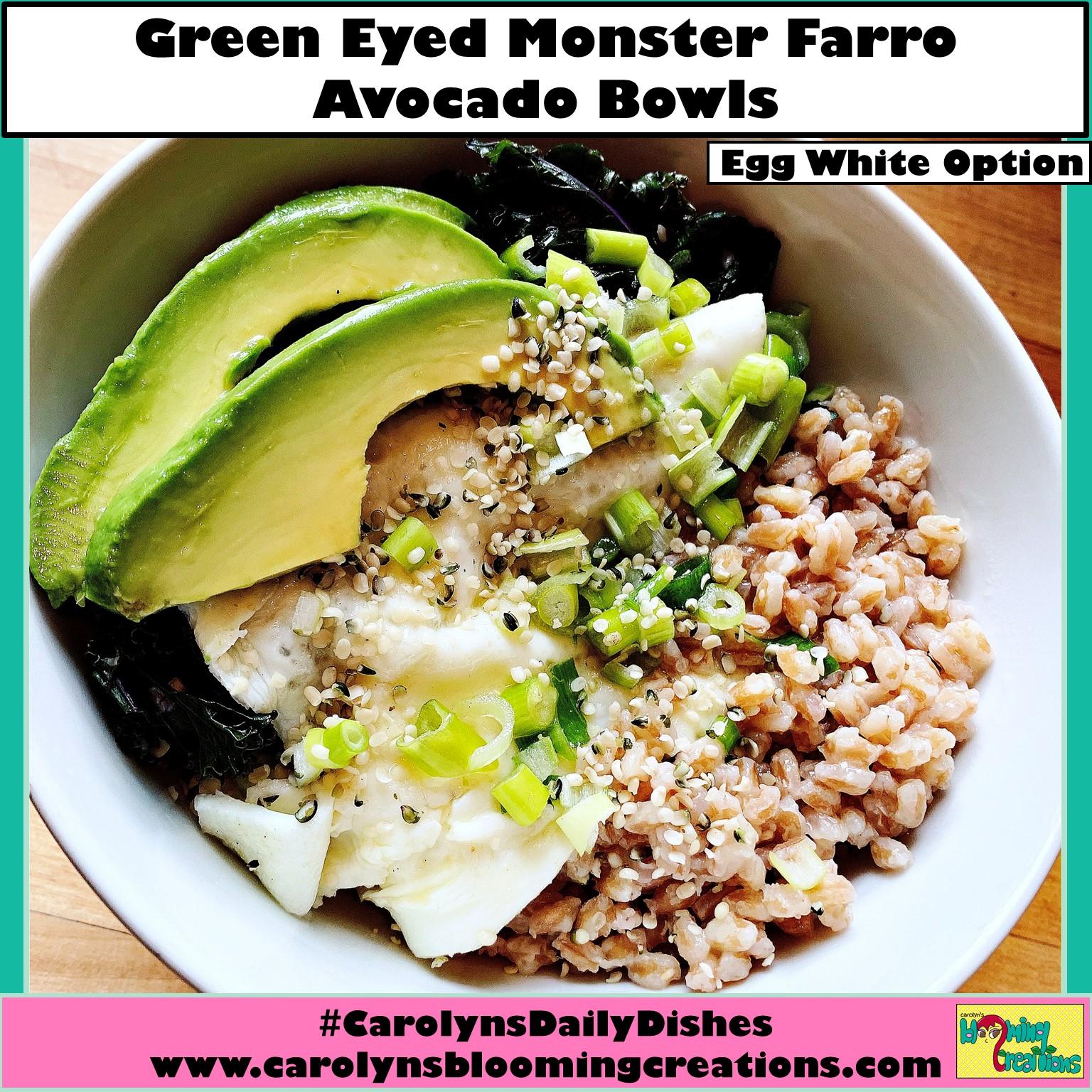 Recipe, food preparation, styling, photography by Carolyn J. Braden  Pin me! www.carolynsbloomingcreations.com