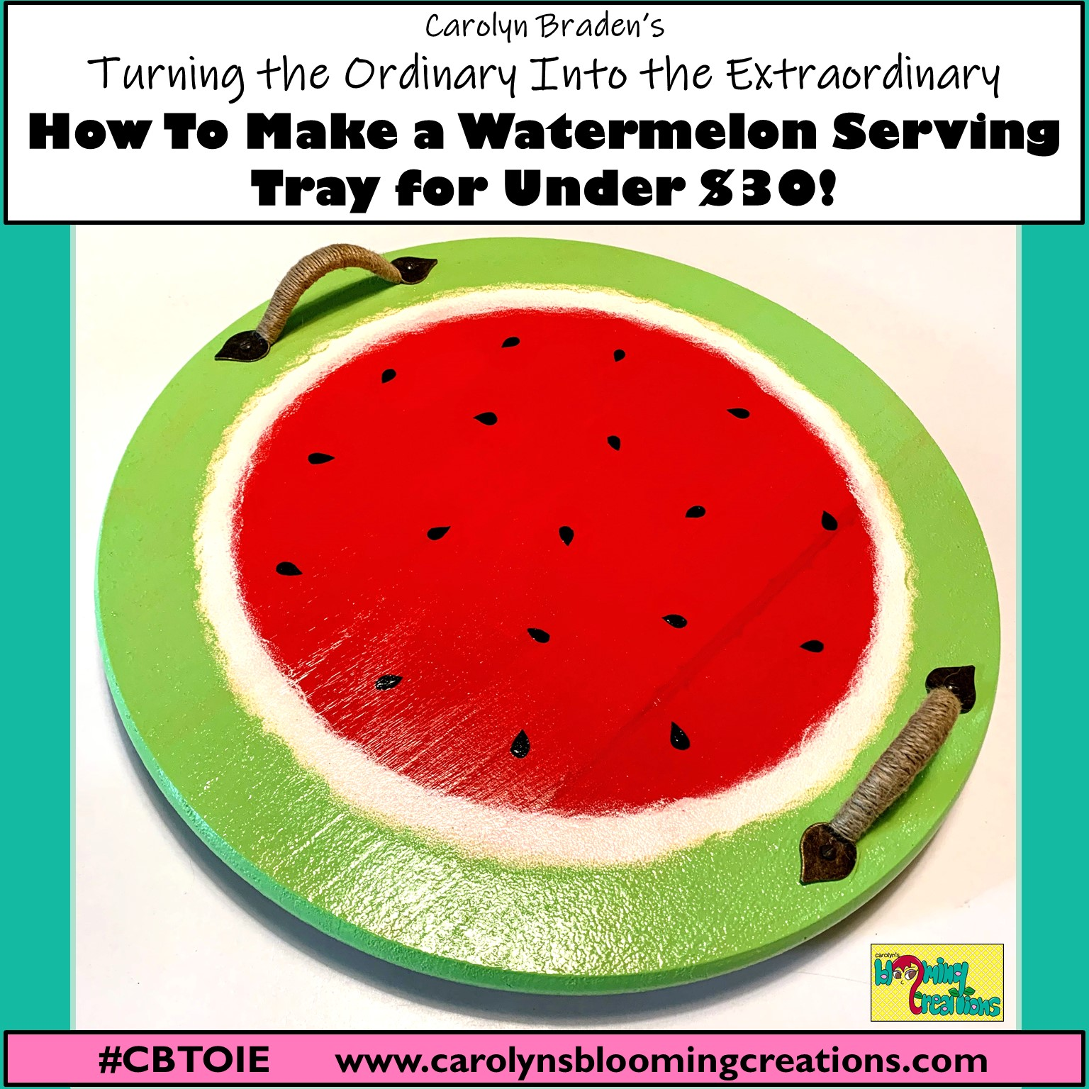 How to Make a Watermelon Serving Tray CBTOIE 1.jpg