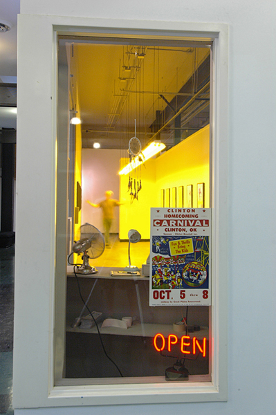 """Roadside Store"", Installation"