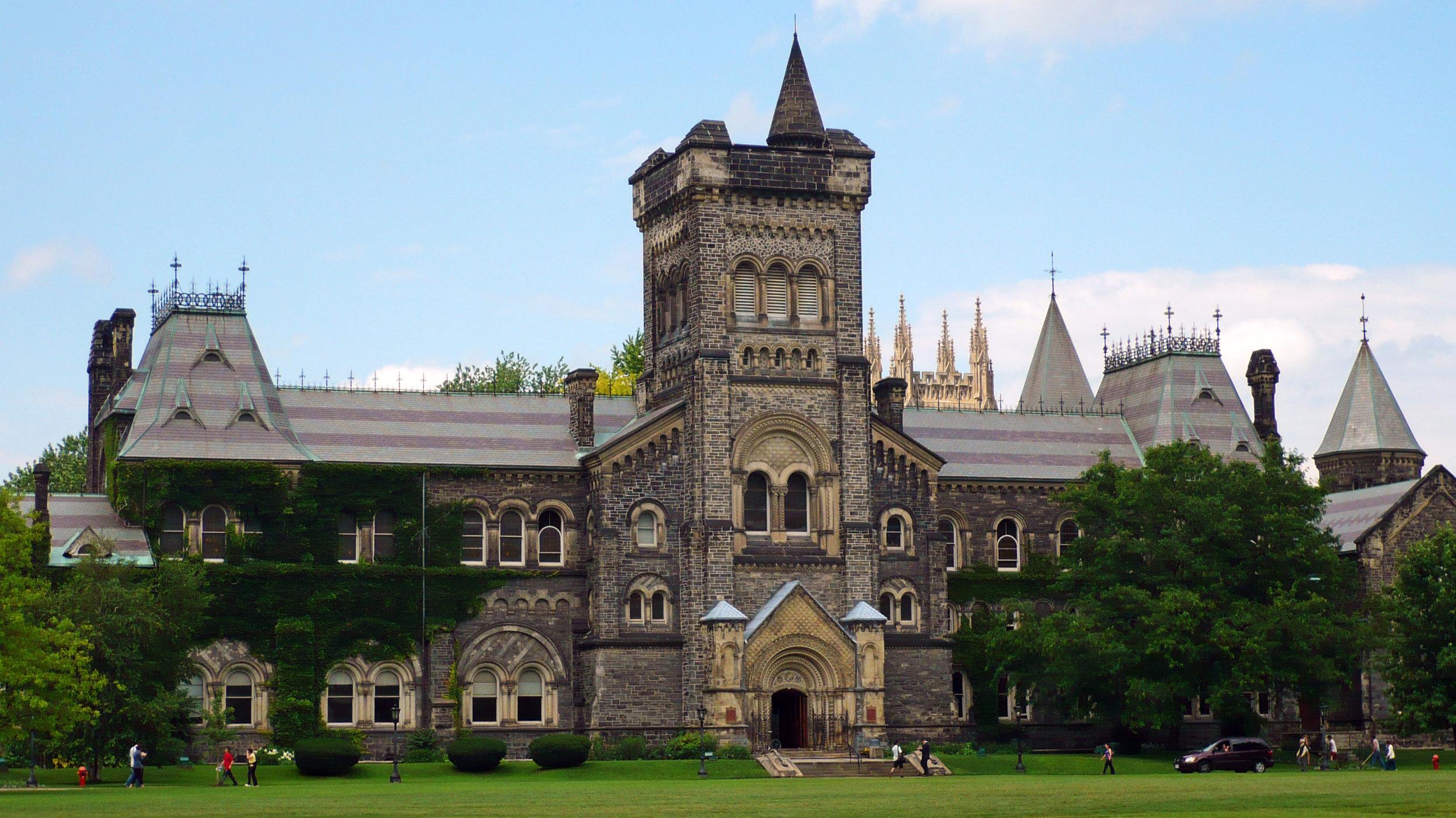 Image credit - University of Toronto