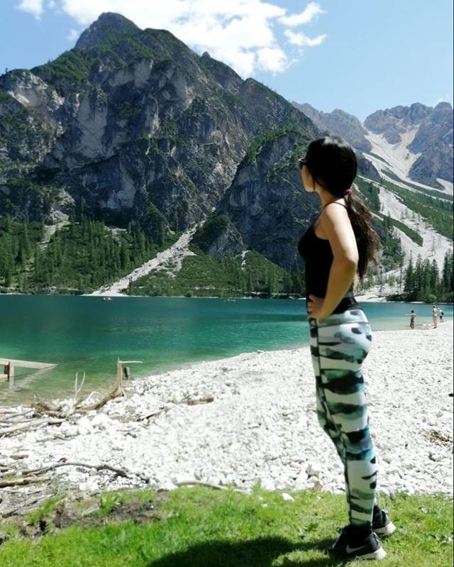 #hiking #dolomites #mountains #summer #holidays #lake #pragerwildsee #sudtirol #이탈리아 #돌로미티 #하이킹 #italy #bluesky