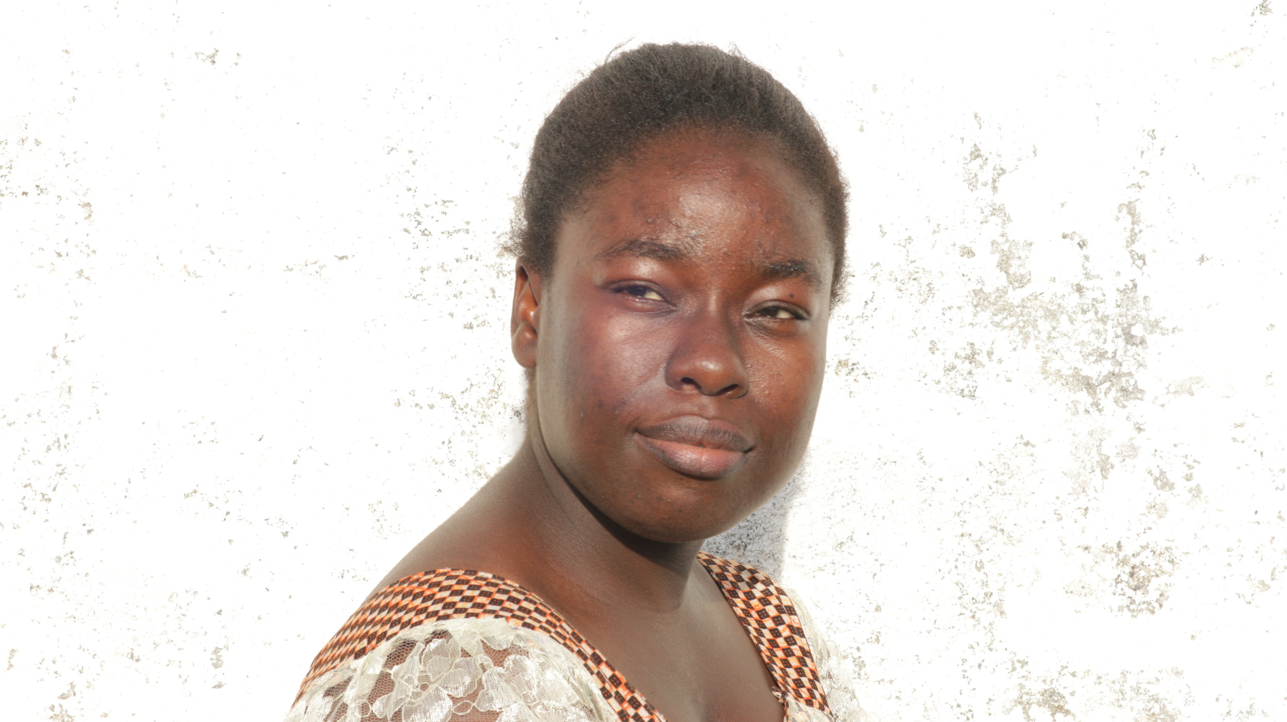 LEF's first university student graduate, Amy Zoryu, with a certificate in Nursing.