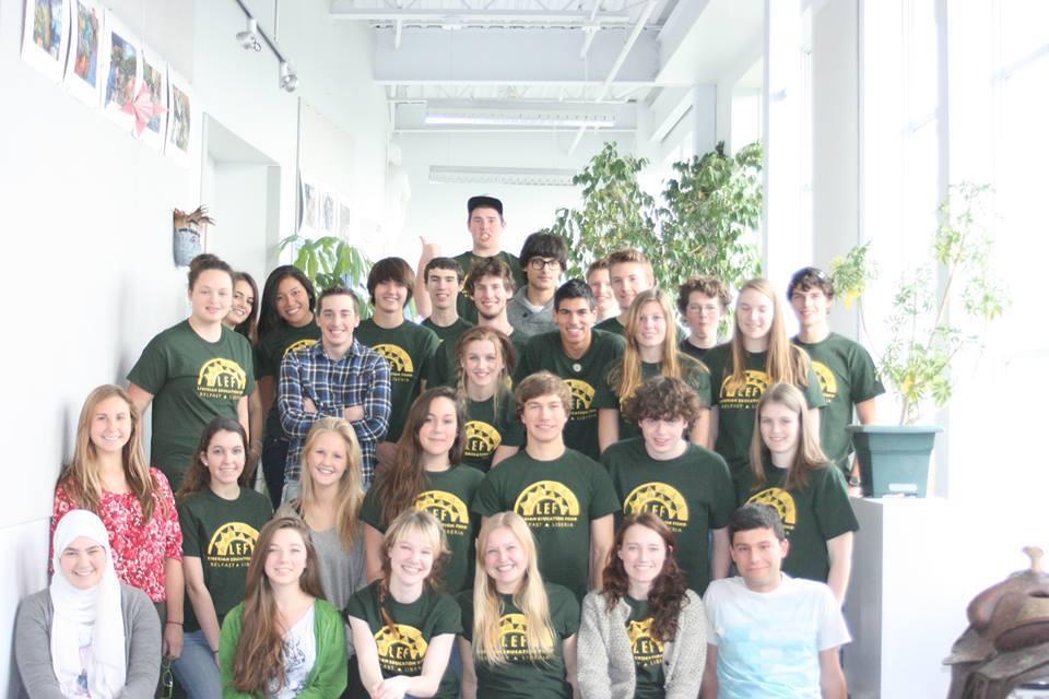2013-2014 Belfast High School Chapter