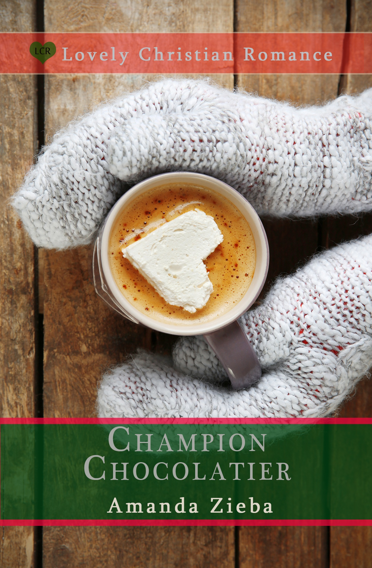 The cover of my newest book Champion Chocolate! It will be released on September 1, 2016 with 5 other chocolate Christmas novellas!