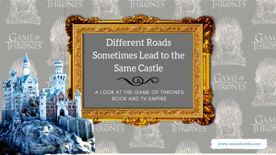Different Roads Sometimes Lead to the Same Castle: A Look at