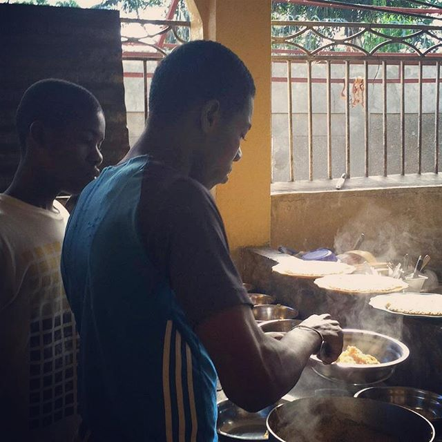 The Clermont Foundation #Orphanage in #Jacmel #Haiti needs a better kitchen in 2017, let's #MakeBreakfastBetter donate at www.samanhaus.org today