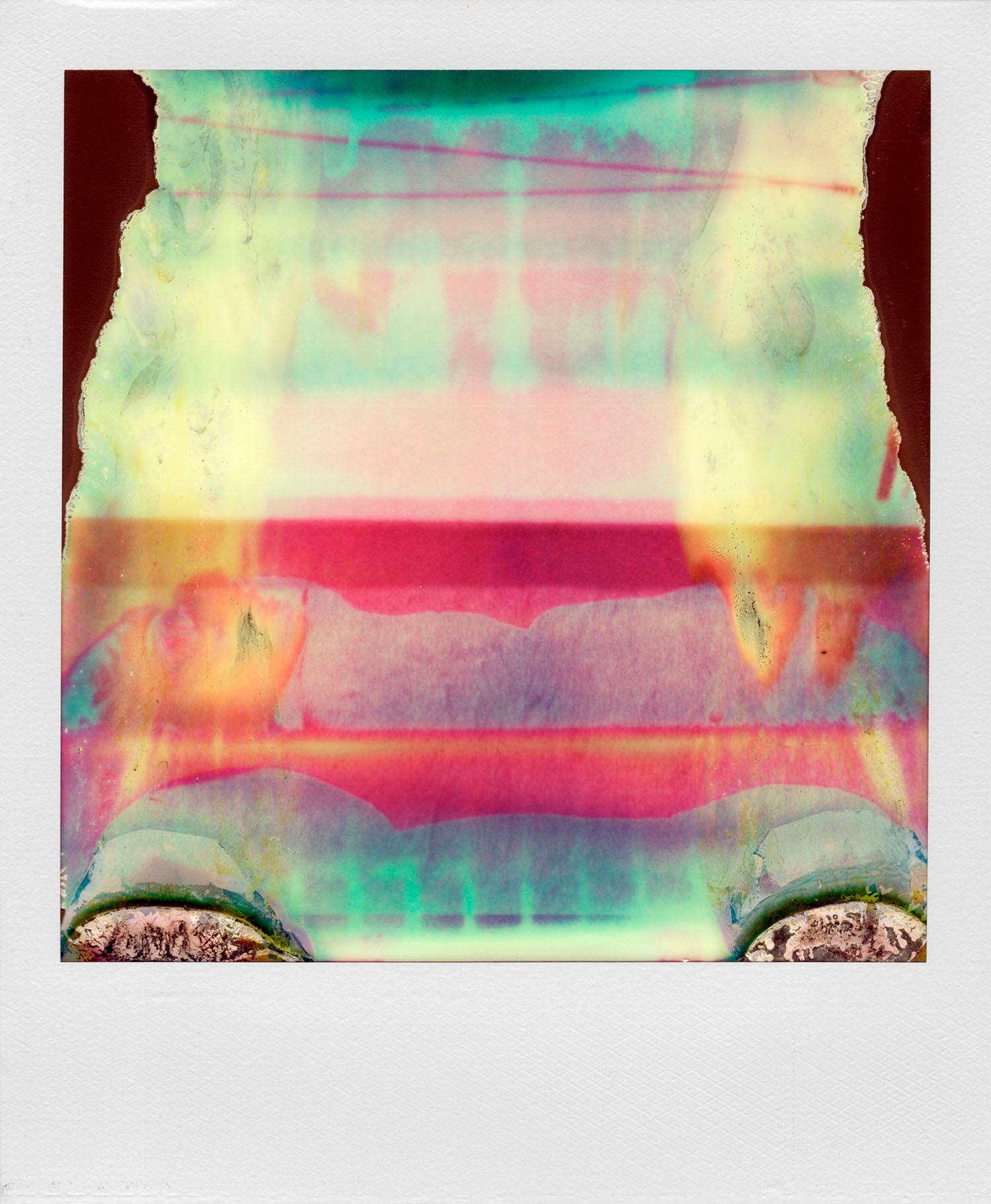 Ruined Polaroid #21 (2011)