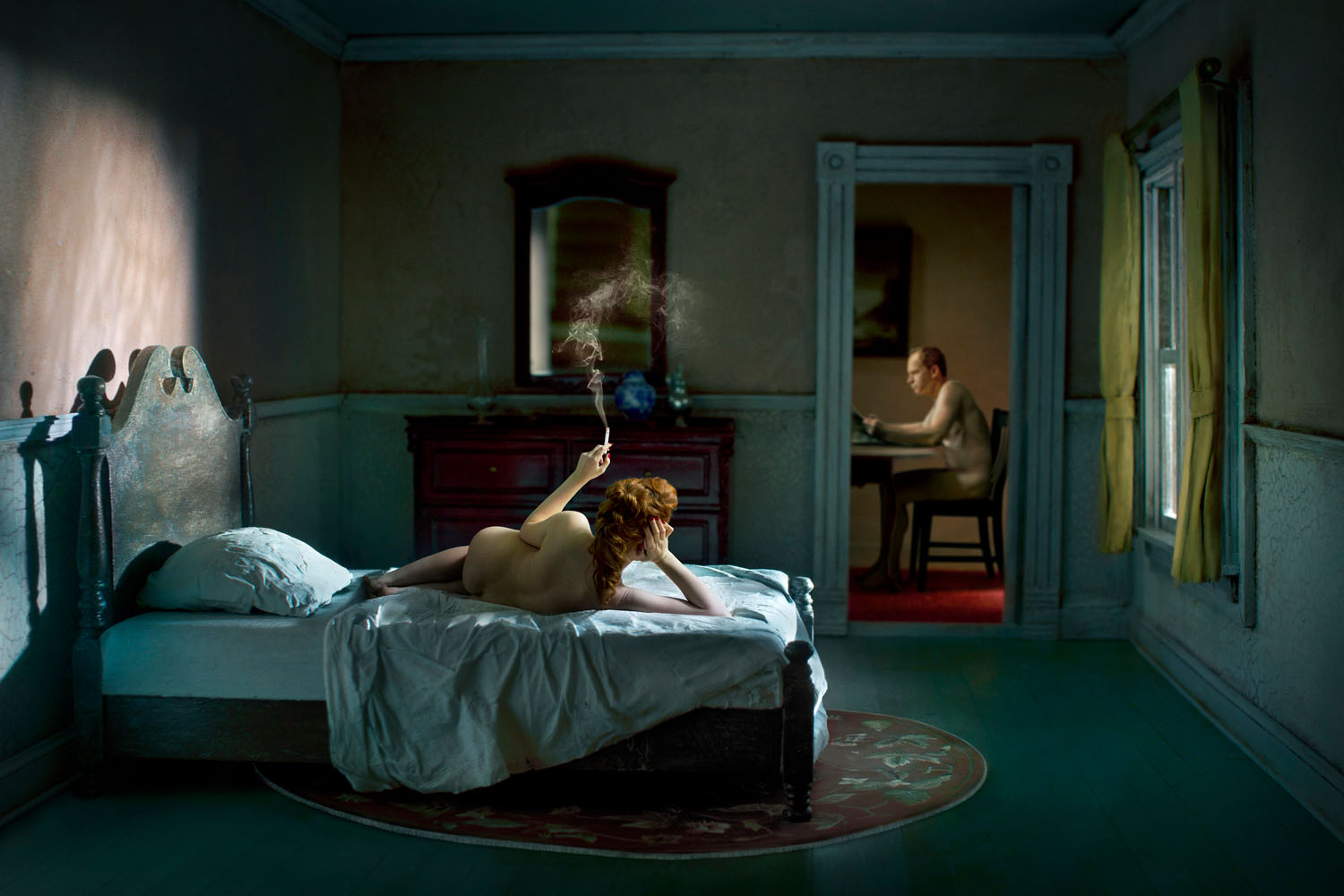 Pink Bedroom (Odalisque), (2013)