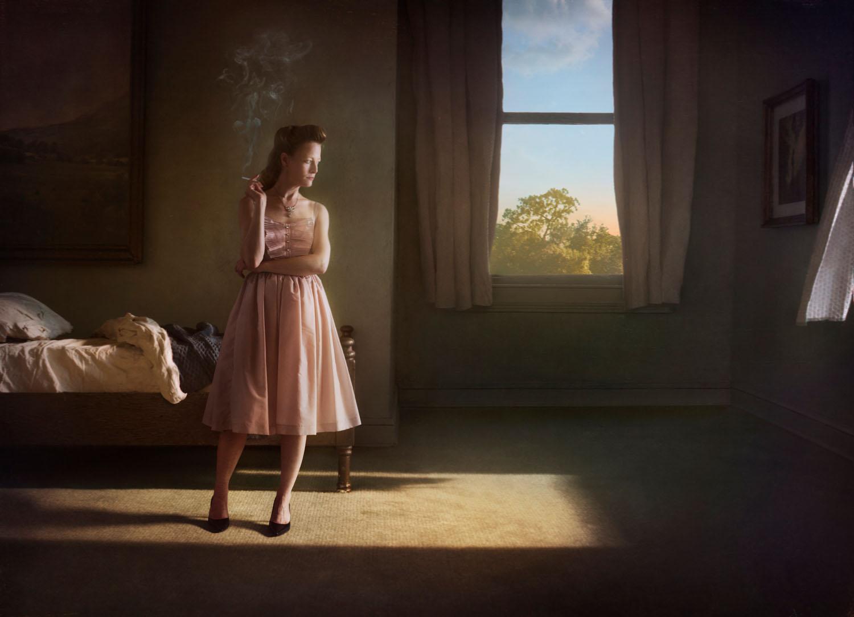 Woman In The Sun I, (2012)