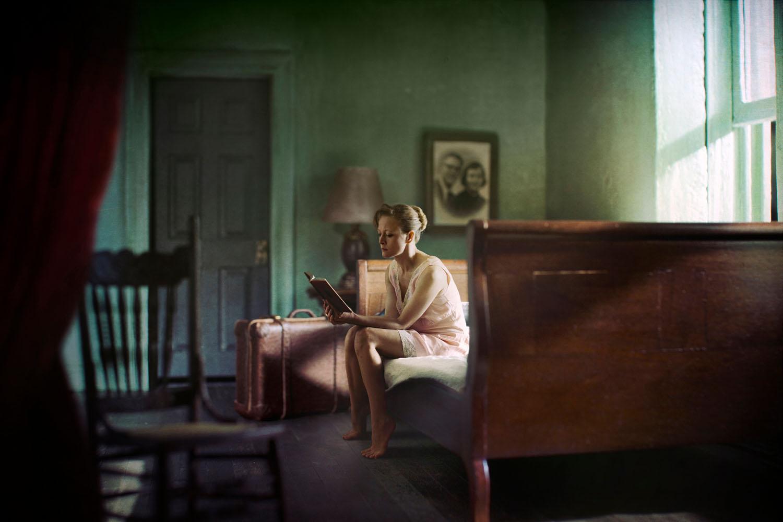 Woman Reading (2012)