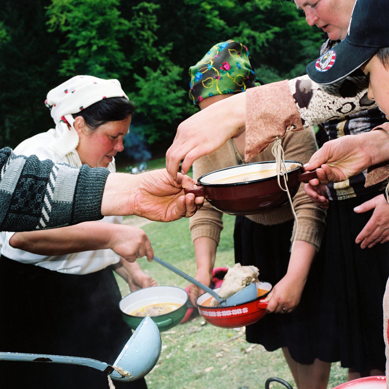 Measurement of the Milk Festival (2006)