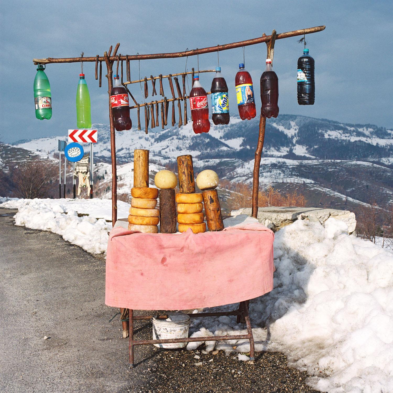 Roadside Stall (2003)