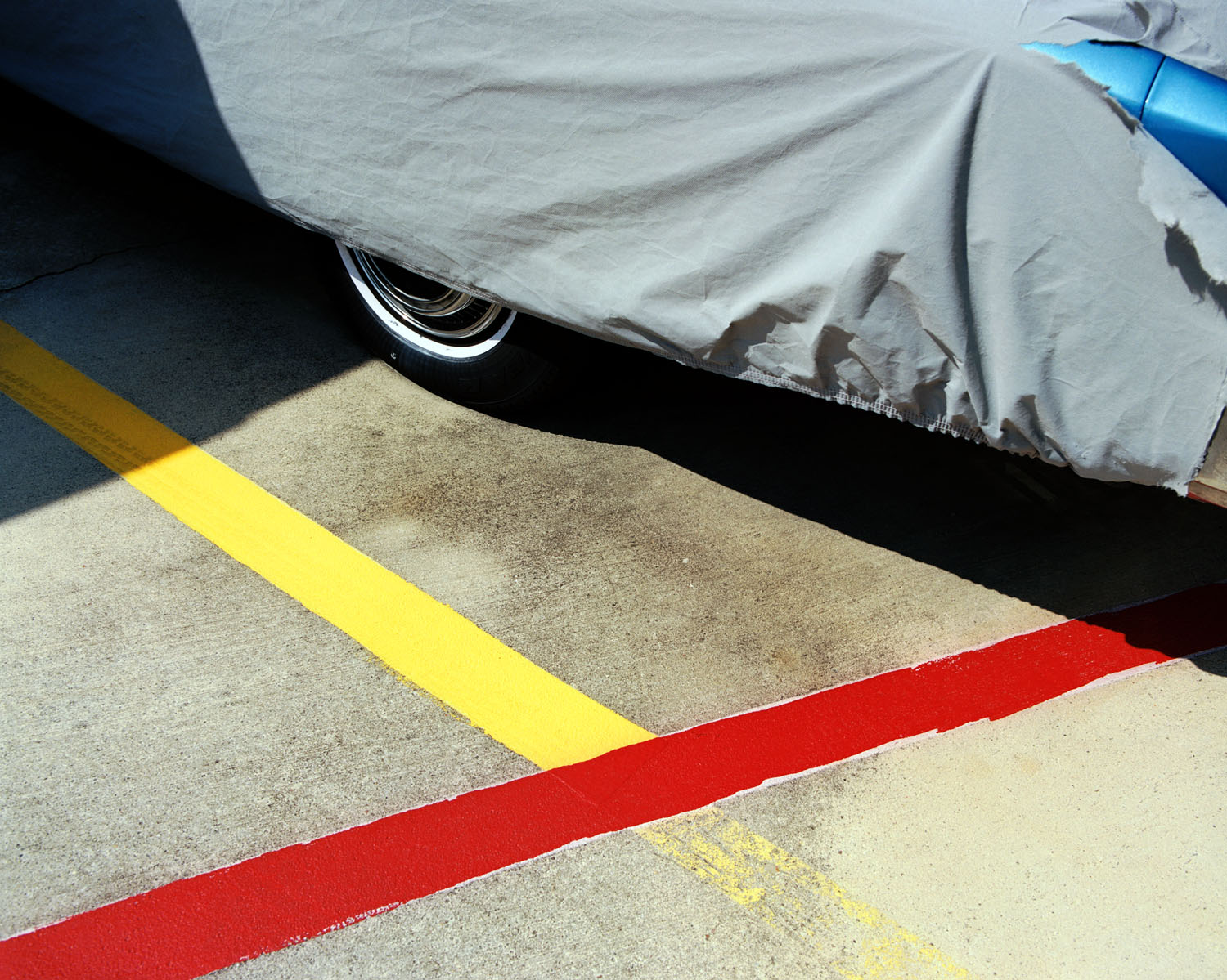 Covered Caddy (2003)