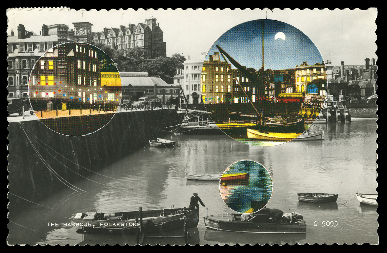 The Harbour, Folkestone, 2017