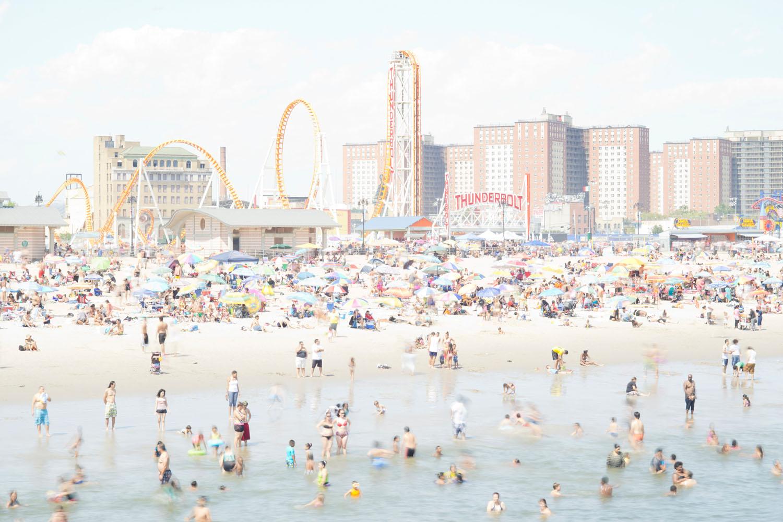 Coney Island View 1 © Jeffery Deemie