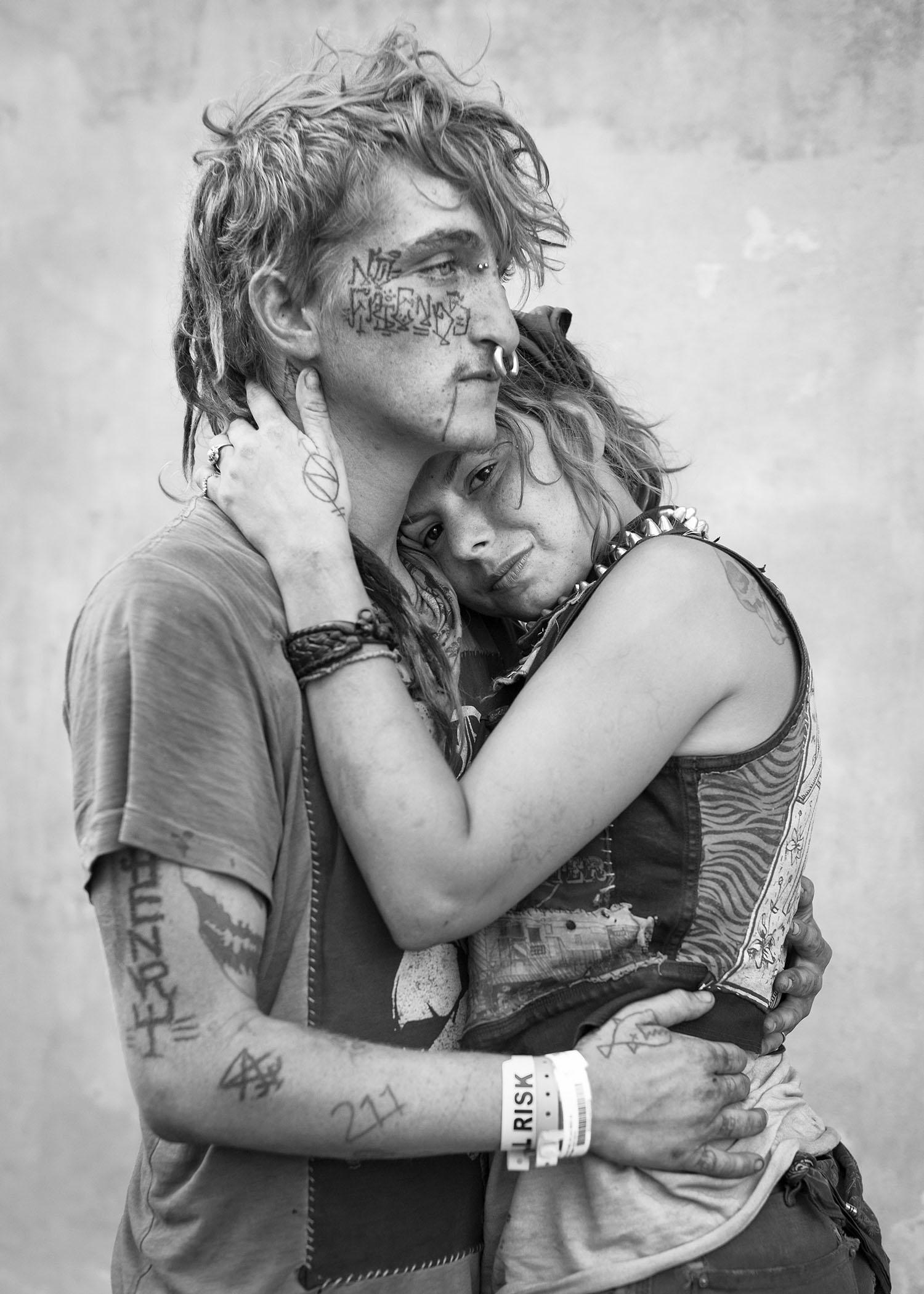 Alister & Sherie © Michael Joseph