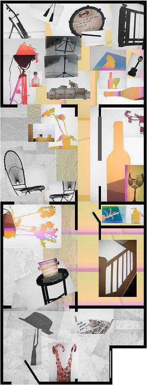 Joana P. Cardozo   Blueprint 26, Casa Rosa Amarela  (2018)