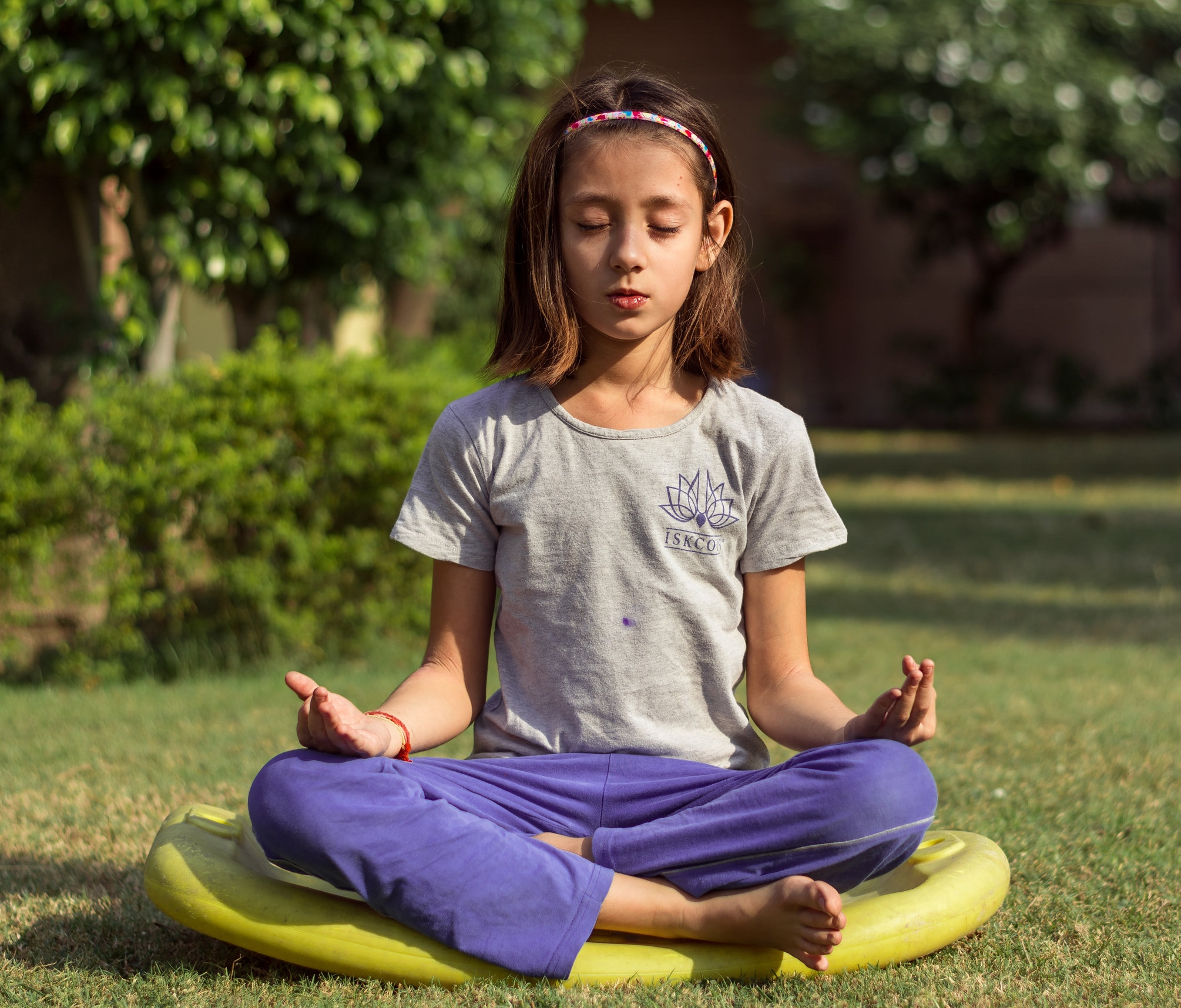 Mindfulness   We teach practical tools for reflection and self-awareness!