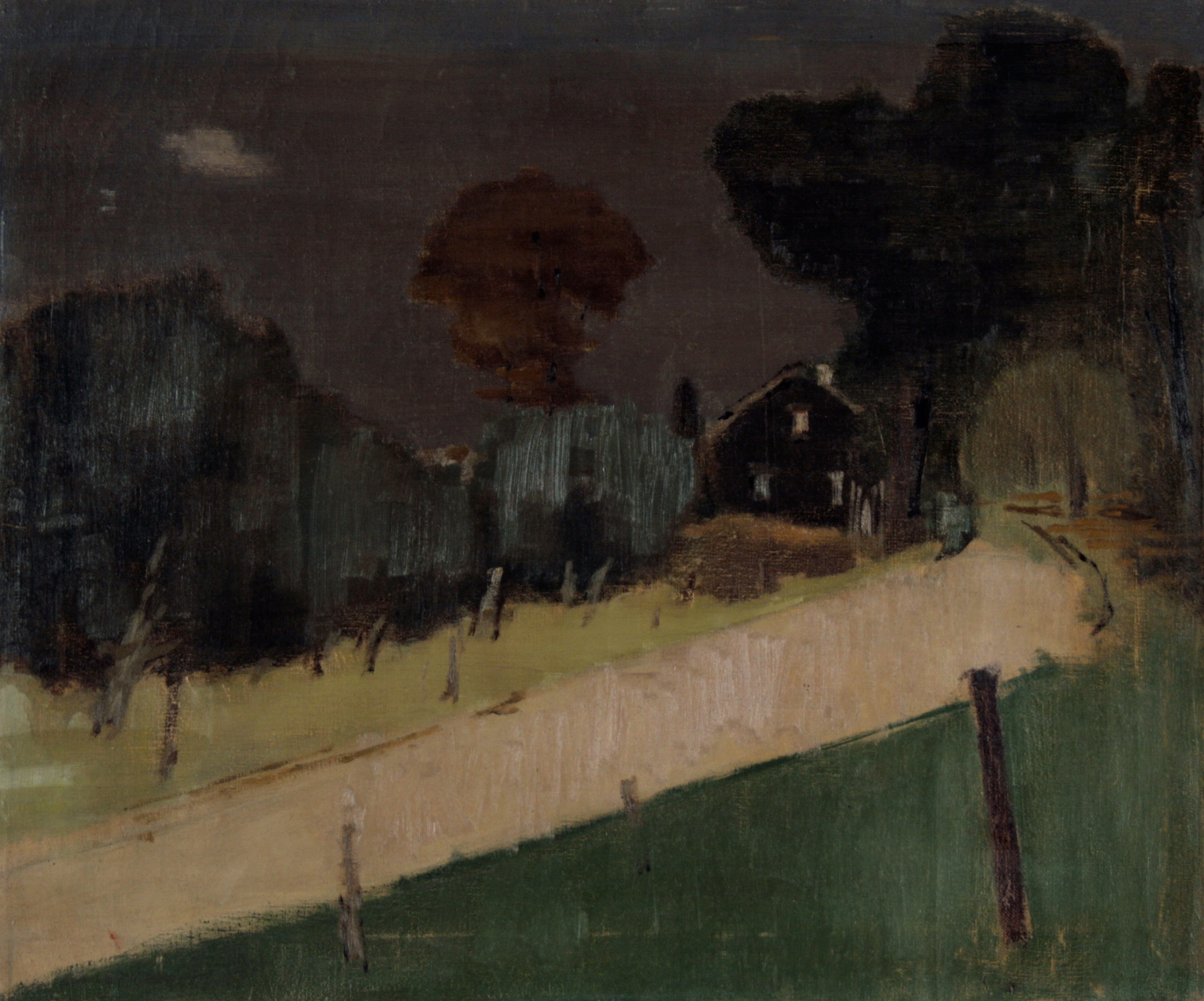 1951_Road_at_StHilaire_oil_on_linen_20x24in_PF376.jpg