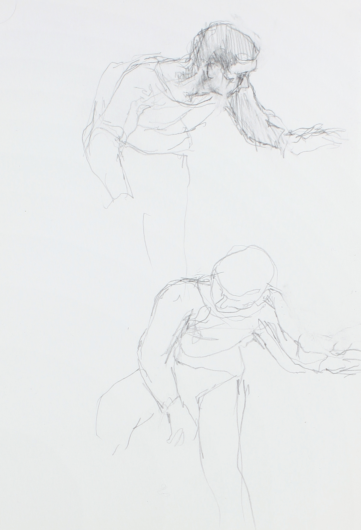 1989_Two_Male_Figures_for_Bicycle_Painting_pencil_on_paper_ns_WPF629.jpg
