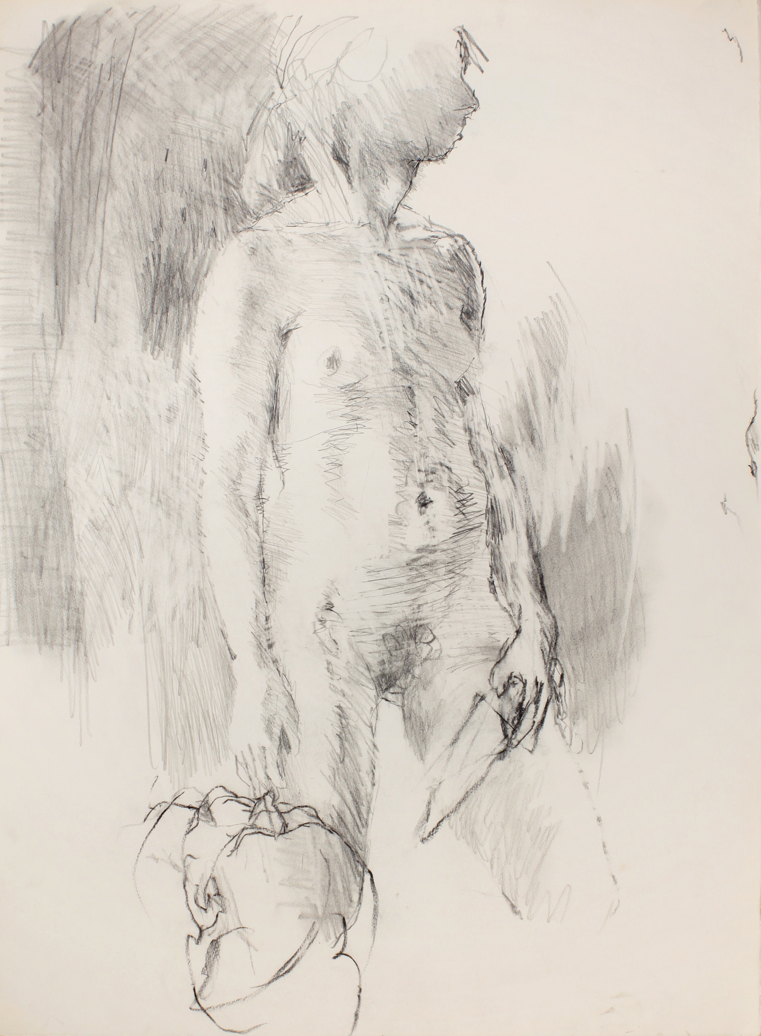 1990s_Judith_Holding_the_Head_of_Holofernes_pencil_on_paper_30x22in_WPF287.jpg