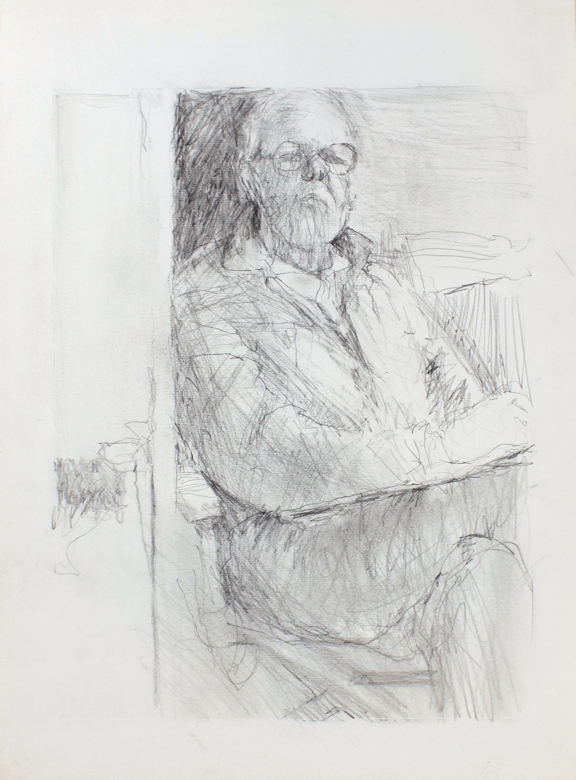 1990s_Self_Portrait_pencil_on_Paper_15x11in_WPF498.jpg
