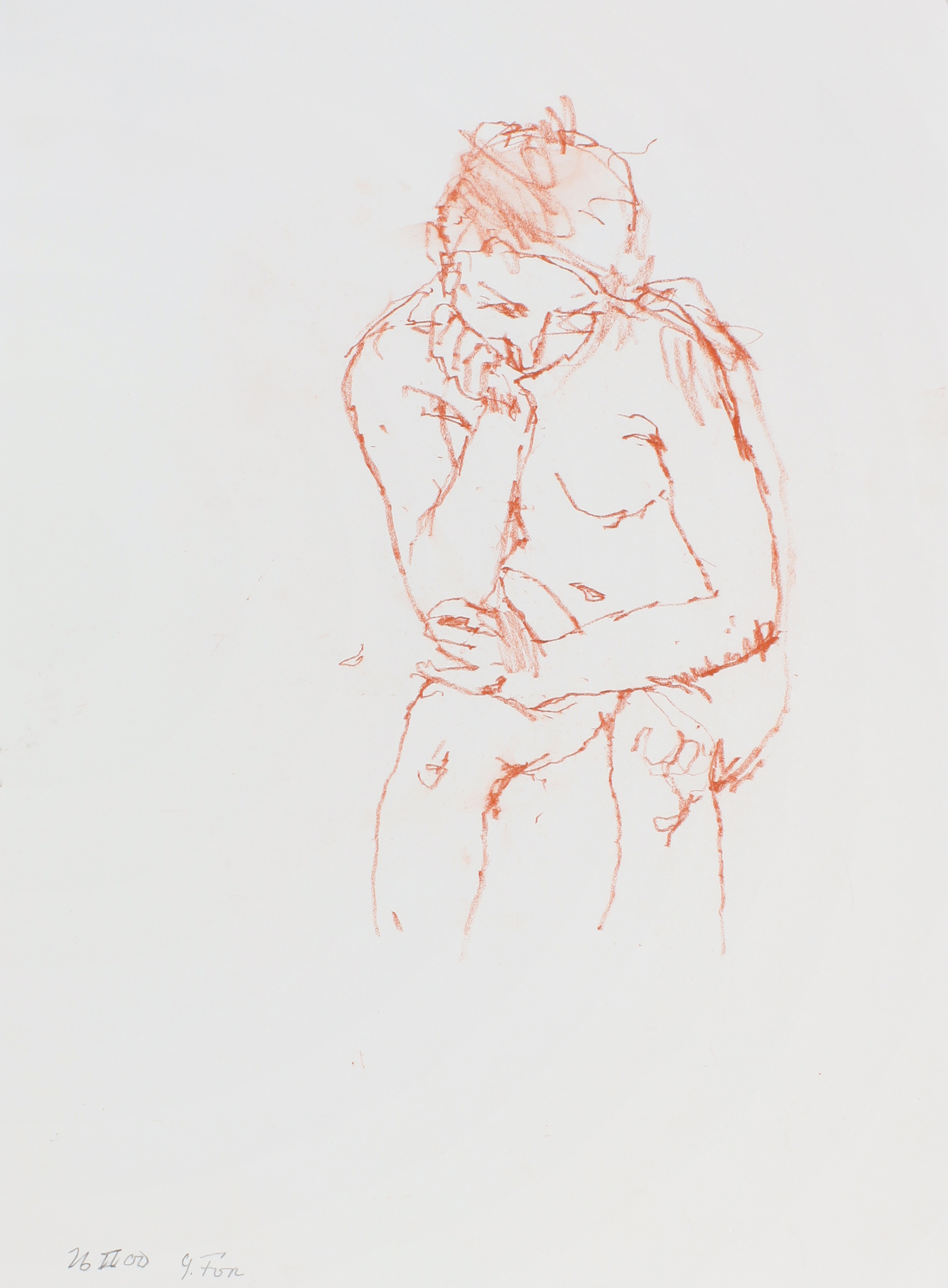 2000_Pensive_Seated_Figure_red_conté_on_paper_15x11in_WPF552.jpg